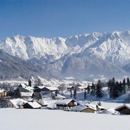 Leogang im Winter