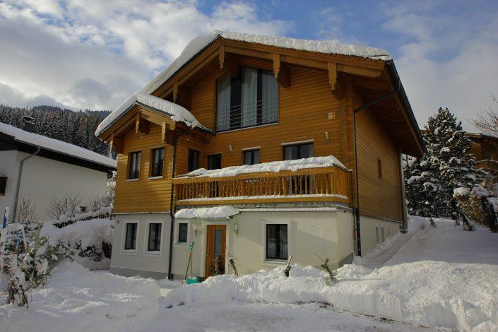 Appartement Asitz im Schnee