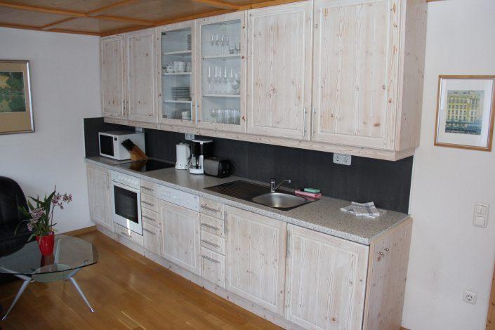 Küche, Wohnküche
