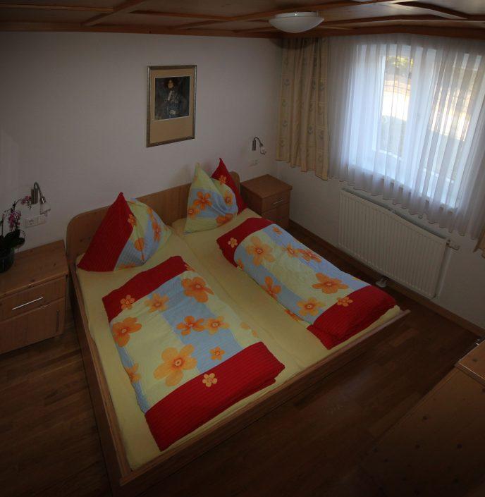 Appartement Asitz eines von 2 Schlafzimmern
